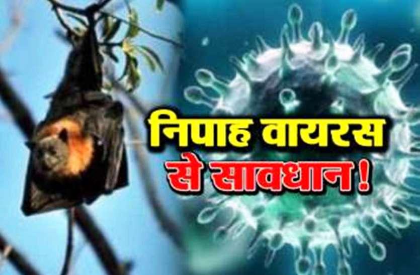 निपाह वायरस से डरा शहर,अर्लट पर उर्सला और हैलट