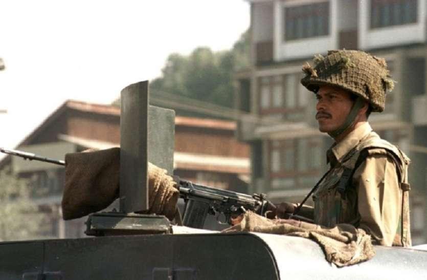 कश्मीर: अब सुरक्षाबलों से हथियार नहीं लूट पाएंगे आतकंवादी, ऐसे लगेगी रोक