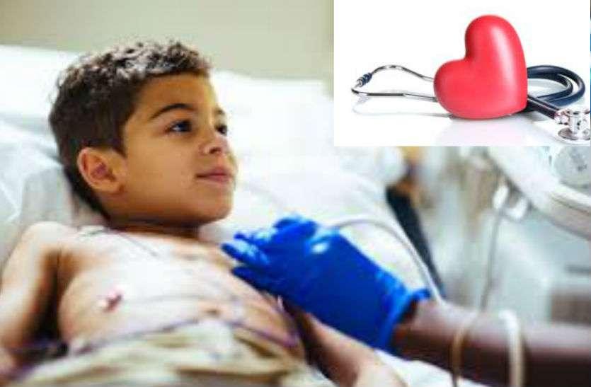 अब हृदय रोग से पीड़ित बच्चों की यहां होगी नि:शुल्क सर्जरी