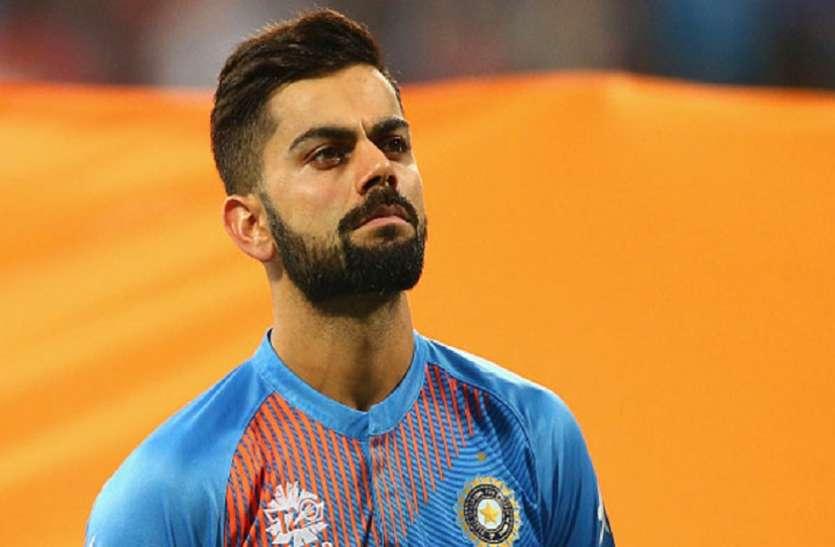 इंग्लैंड दौरे की तैयारियों में जुटी भारतीय टीम को लगा बड़ा झटका, विराट कोहली हुए चोटिल!