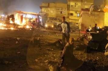 लीबिया में कार बम धमाका, 6 लोगों की मौत, 20 घायल
