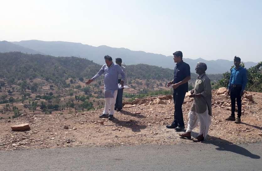 उदयपुर में सरपंचों ने सांसद को बीच रास्ते में रोका, इन अधिकारियों की मिलीभगत से उठाया पर्दा