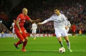Champions league :  रियल मेड्रिड को तीसरी बार ख़िताब जीतने से रोकना चाहेगा लिवरपूल