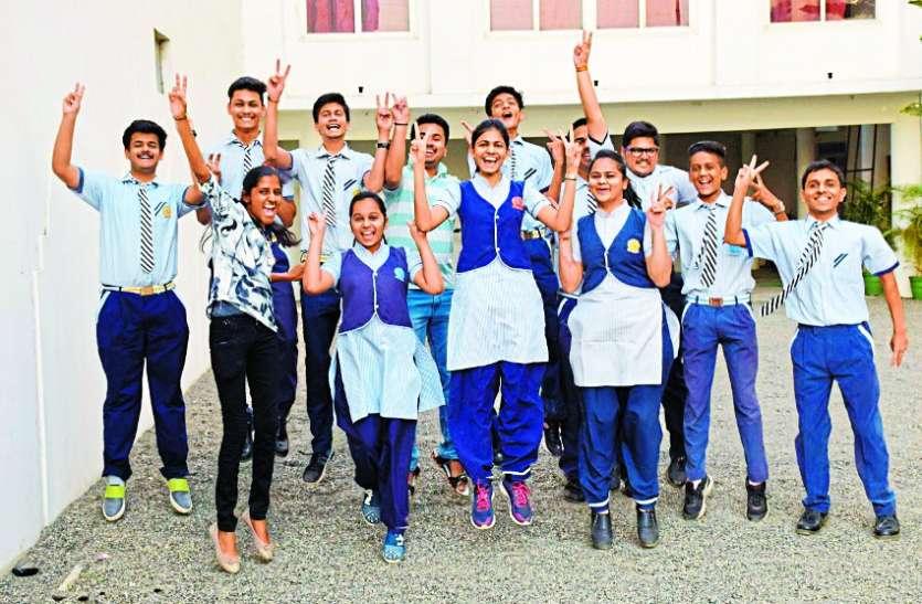 CBSE लड़कों का दबदबा तो बेटियां भी रहीं बेमिसाल, शिवांश व श्रद्धा ने 97% के साथ किया जिले में टॉप