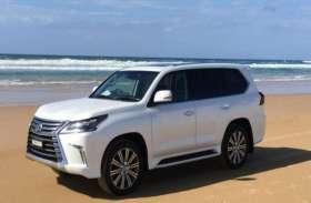 रेंज रोवर और हमर को भी पीछे छोड़ रही है Lexus की ये नई SUV