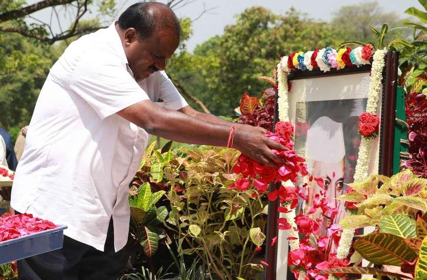 मुख्यमंत्री कुमारस्वामी ने कांग्रेस को दी मंत्रिमंडल का विस्तार जल्द करने की सलाह