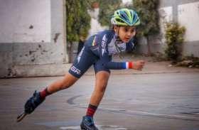 उदयपुर की ये नन्ही बेटी यूरोपियन चैंपियनशिप में भाग लेने जाएगी ऑस्ट्रिया, रिकॉर्ड बनाने के लिए है बेकरार