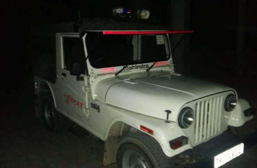 यहां आधी रात को नदी के पास अवैध काम करते ग्रामीणों ने पकड़ा कुछ लोगों को, दौड़ा आया प्रशासन और पुलिस