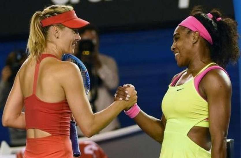 French Open : 16 महीने बाद जीती सेरेना, नडाल और शारापोवा भी दूसरे दौर में
