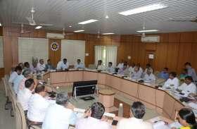 डिस्कॉम के चेयरमैन पहुंचे जोधपुर, अधिकारियों की ली क्लास