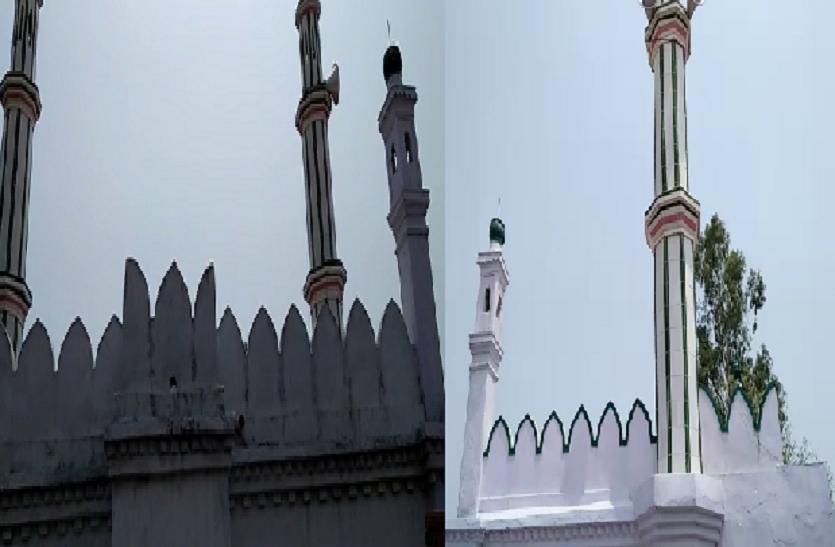 पति की याद में पत्नी ने 6 साल चंदा मांगकर बनवाई मस्जिद