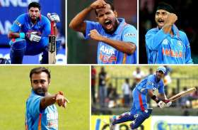 टीम इंडिया के वो 5 इक्के जिनका कारनामा अब शायद ही मैदान पर कभी दिखे!