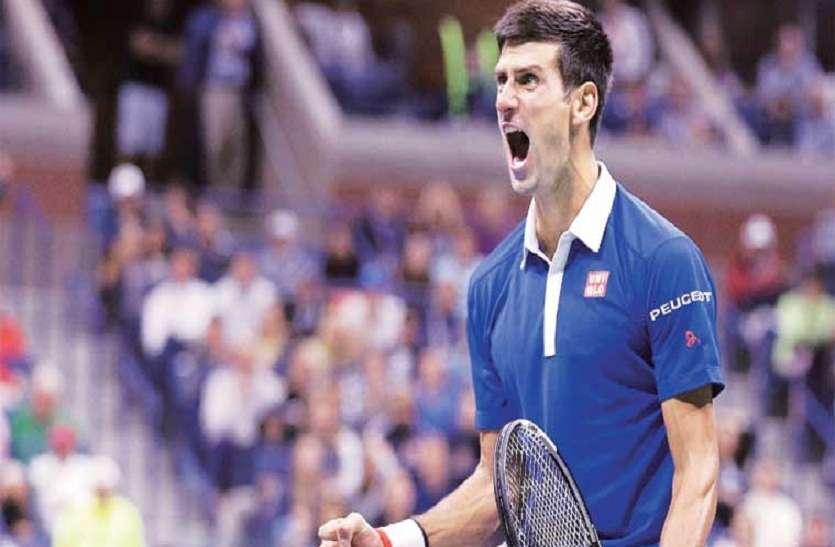 French Open : जोकोविक अगले दौर में, स्वितोलिना हुए बाहर