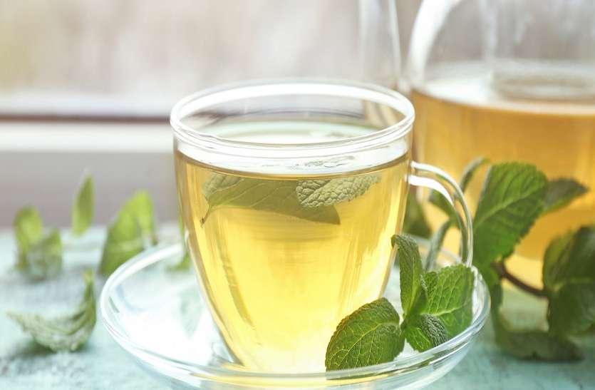 डाइजेशन को इंप्रूव करेगी पुदीने की चाय