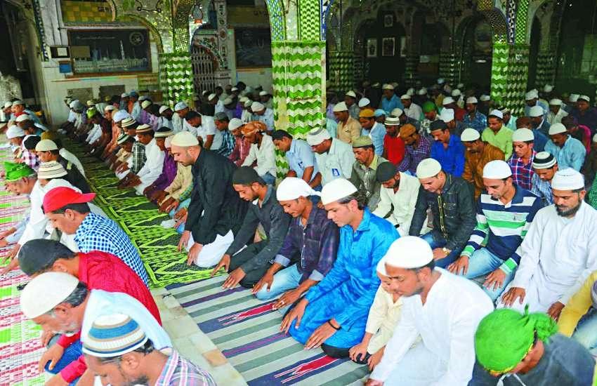Purushottam Month And Ramazan month together
