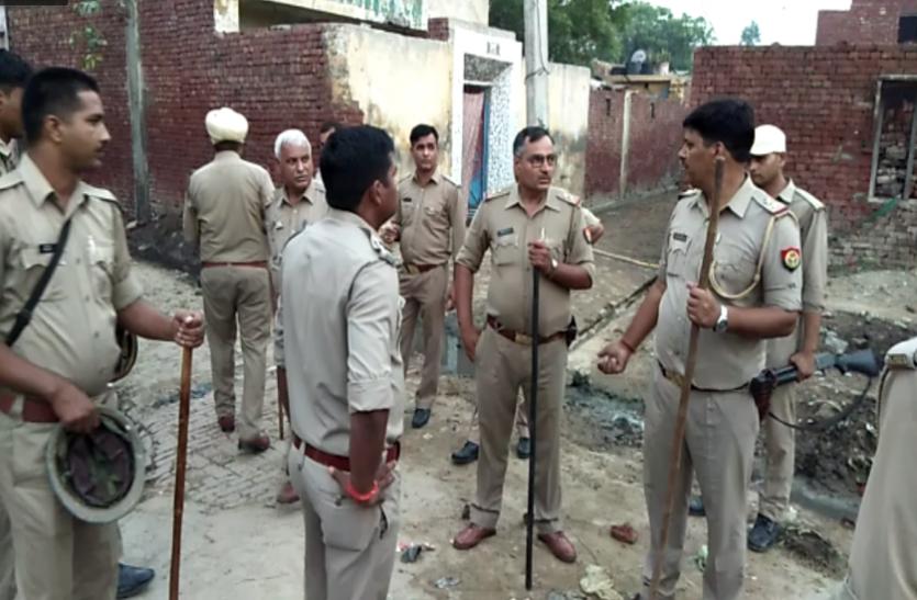 चुनाव के बाद फिर सांप्रदायिक हिंसा में झुलसा मुजफ्फरनगर, फायरिंग और पथराव में दर्जनों लोग हुए घायल