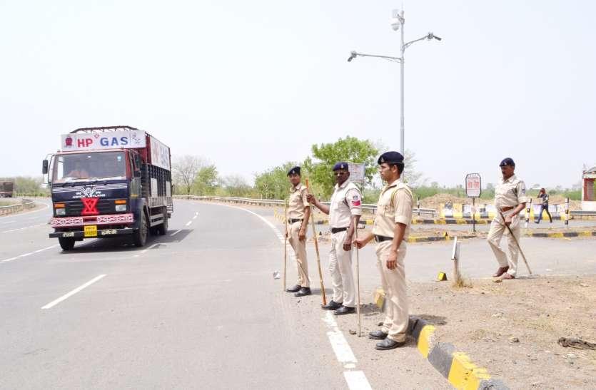 किसान आंदोलन,ढिलाई बरतने को कतई तैयार नहीं है पुलिस प्रशासन