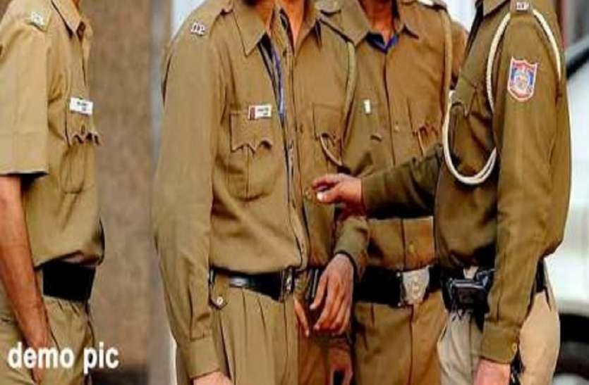 लगातार हो रही घटनाओं के बाद एक्शन में आए जिले के कप्तान