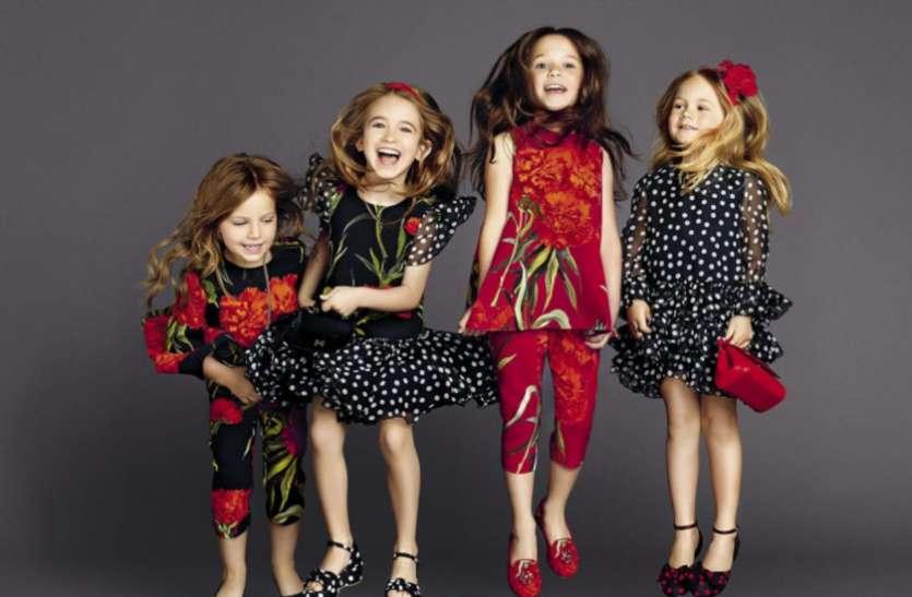 गर्मियों में बच्चों को पहनाएं फैशनेबल लेकिन आरामदायक कपड़े