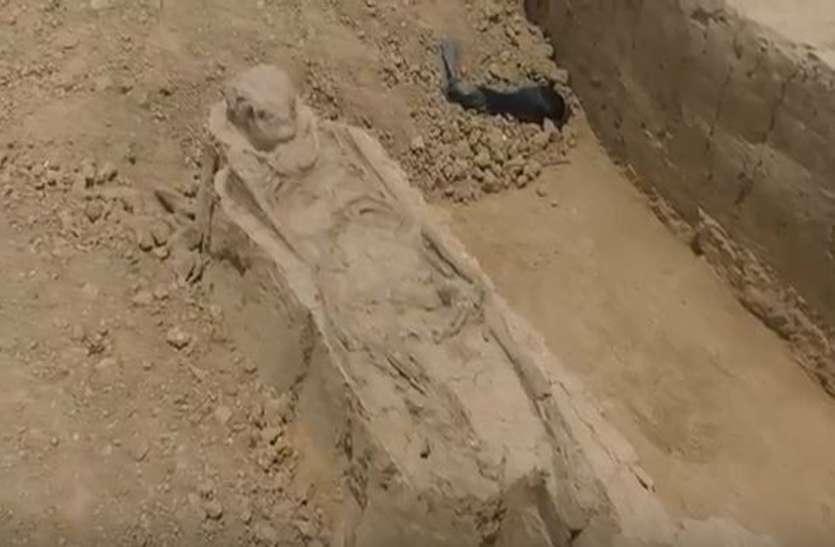 5 हजार साल पुरानी कब्र खुदी तो शव की जगह निकली ऐसी चीज, देखकर इतिहासकार भी रह गए दंग
