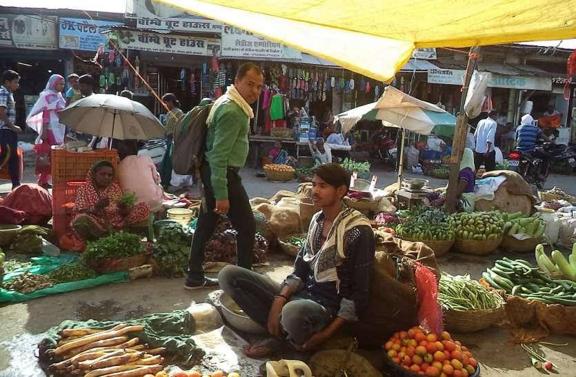 मंडियों में होने लगी सब्जी की कमी, बढ़ गए दाम, किसान आंदोलन का असर