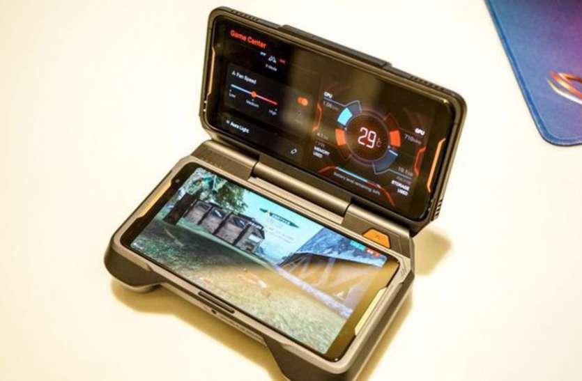 Asus का गेमिंग स्मार्टफोन ROG लॉन्च, 512GB स्टोरेज के साथ मिल रहे ये खास फीचर