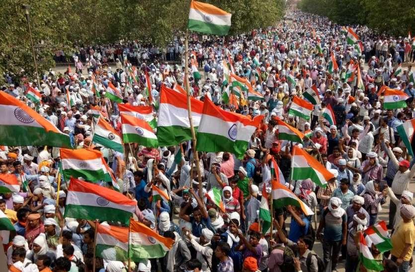 राजधानी में जुटे बीएड-टीईटी के हजारों अभ्यर्थी, बड़े आंदोलन की कोशिश