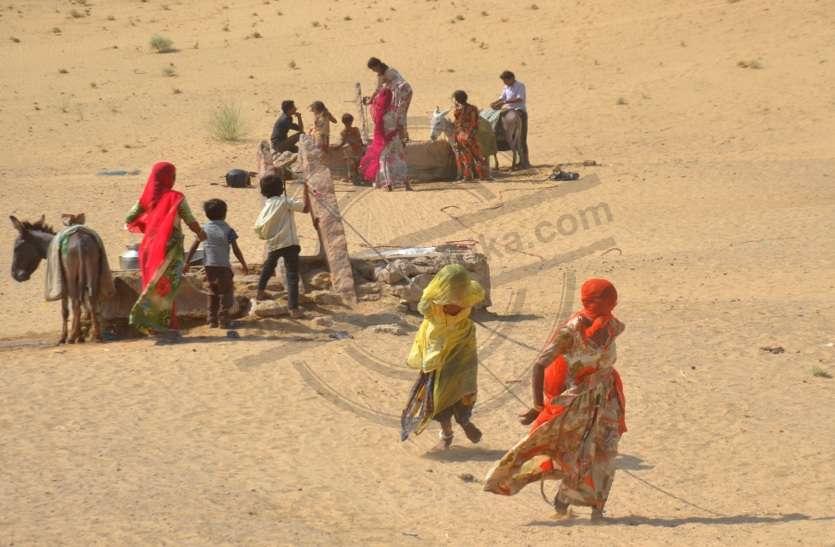 सरहदी गांव में पानी की पीड़ा और पीने से पीडि़त, जानिए पूरी खबर