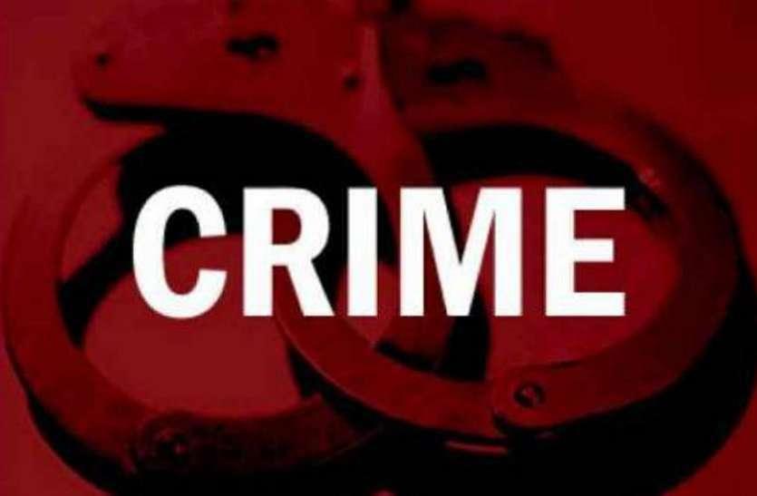फायरिंग कर अपराधी को पुलिस ने किया गिरफ्तार