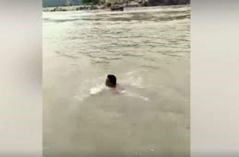 गंगा में नहाने गए मजदूर की डूबने से मौत