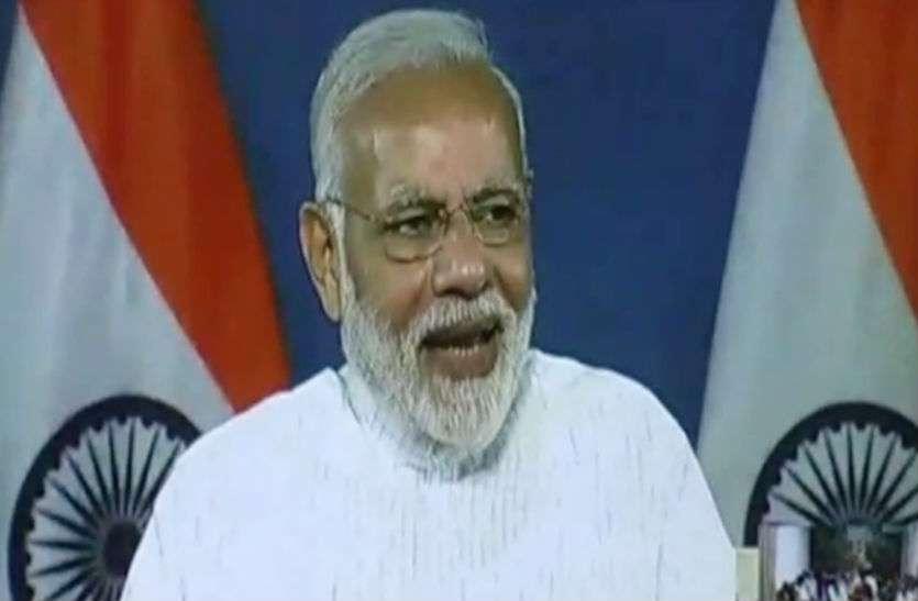 छत्तीसगढ़: प्रधानमंत्री नरेंद्र मोदी समय से पहले पहुचे रायपुर, पूरा रूट छावनी में तब्दील
