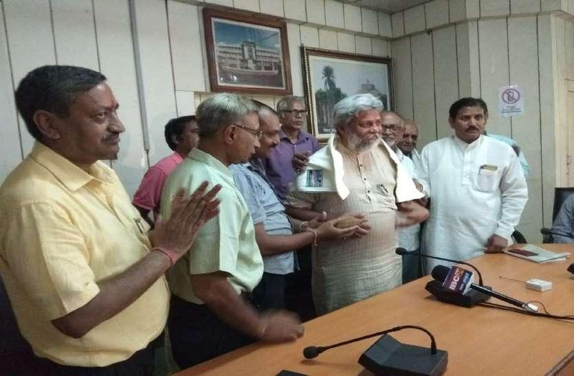 पीएम मोदी के बारे में बोले जलपुरुष डॉ. राजेन्द्र सिंह- गंगा शक्ति देती है तो छीन भी लेती है...