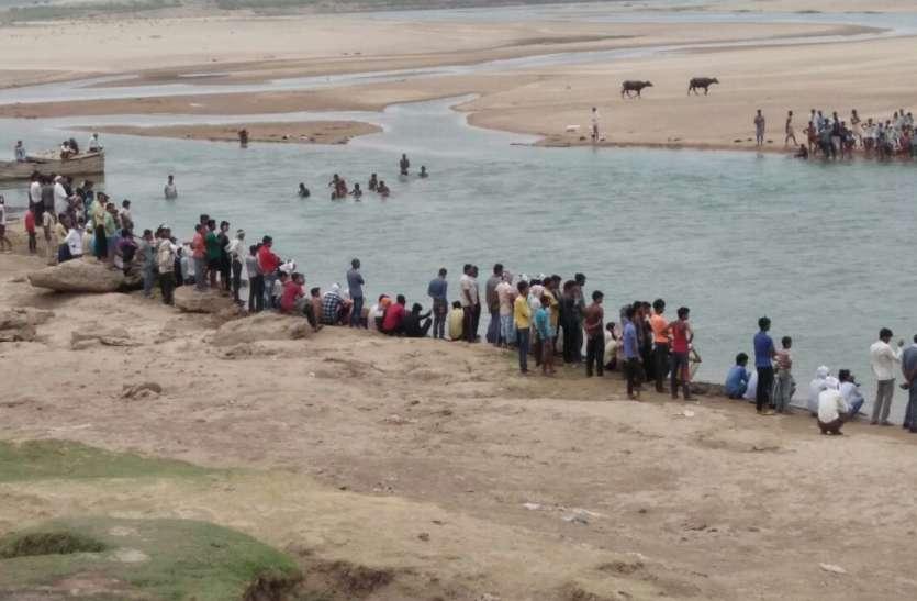 मौसी की बेटी का कार्ड लगाने गए एक युवक की चंबल नदी में डूबकर मौत