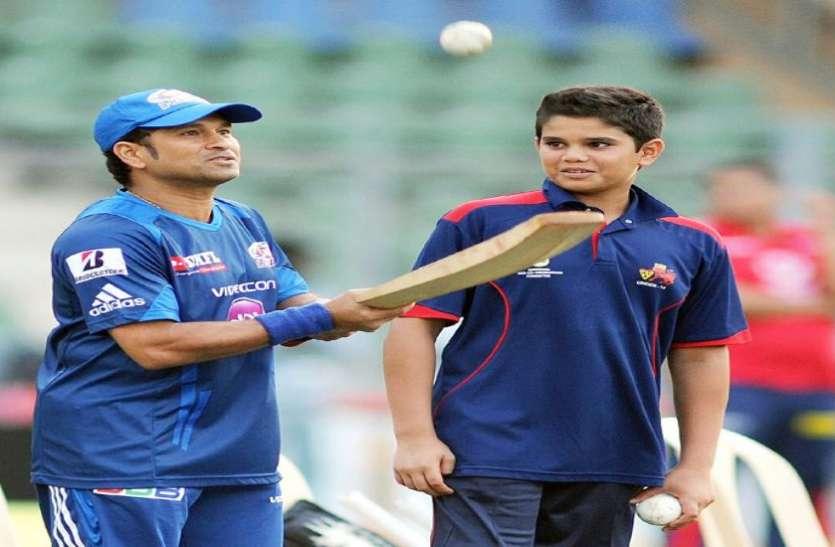 सचिन के बेटे अर्जुन तेंदुलकर का टीम इंडिया में चयन, श्रीलंका दौरे के लिए मिला मौका