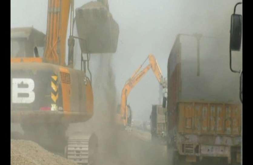 क्लिन्कर से दो तिहाई आबादी प्रदूषण की चपेट में, प्रभावित लोगों में आक्रोश