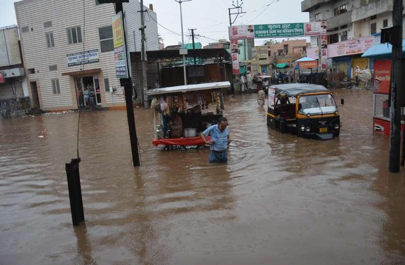 अलवर में तेज बारिश के बाद इस विभाग को मिली राहत, लेकिन शहर में हुआ कुछ ऐसा, जानिए आप भी
