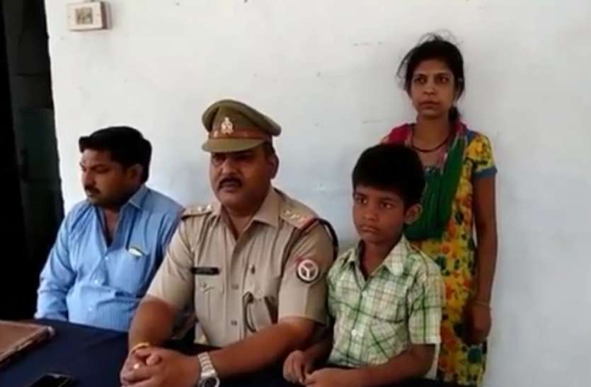 दिल्ली से लापता मासूम को मां को सौंपा, पुलिस का सराहनीय कार्य