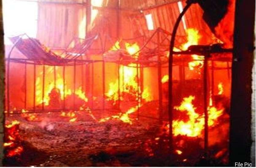 नियमों को ताक पर रख, जोधपुर की औद्योगिक इकाइयां खड़ी है आग के मुहाने पर