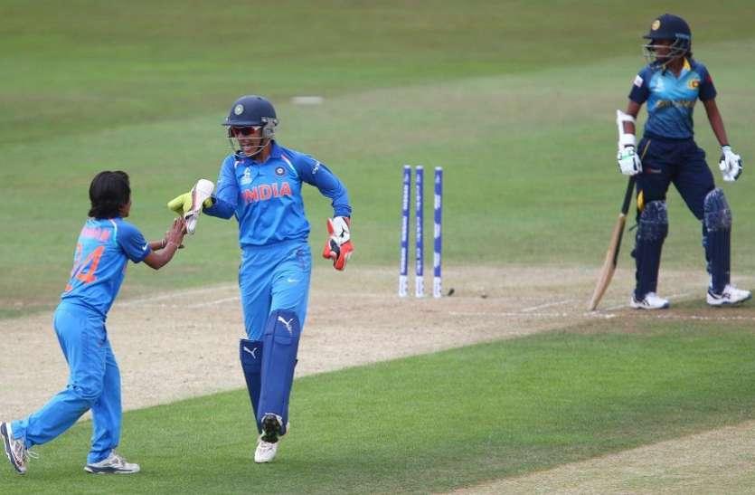 Women Asia Cup: भारत ने श्रीलंका को हराया, मिताली राज के नाम दर्ज हुआ ये खास रिकॉर्ड