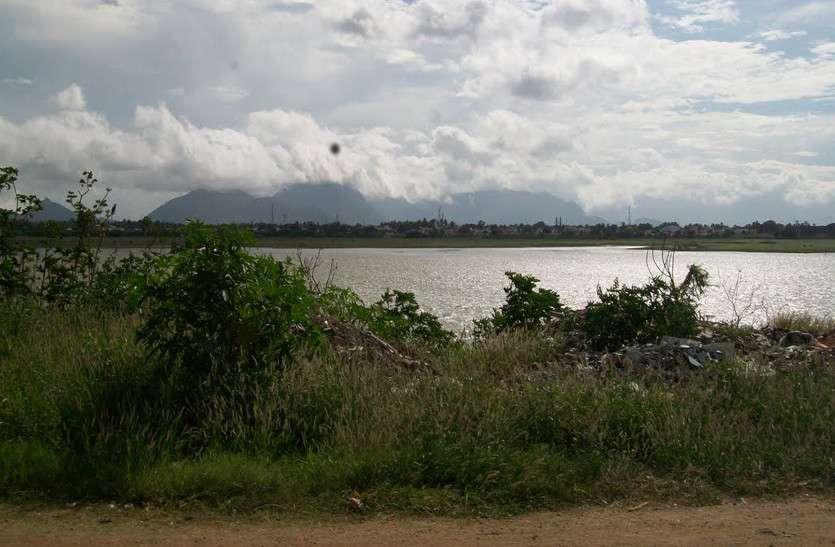 कुरुचि झील का होगा कायाकल्प, बनेगा ग्रीन पार्क