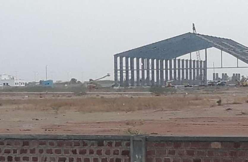 सीमेन्ट कम्पनी की मुश्किलें बढ़ी, प्रशासन ने रुकवाया अम्बुजा प्लांट का निर्माण कार्य