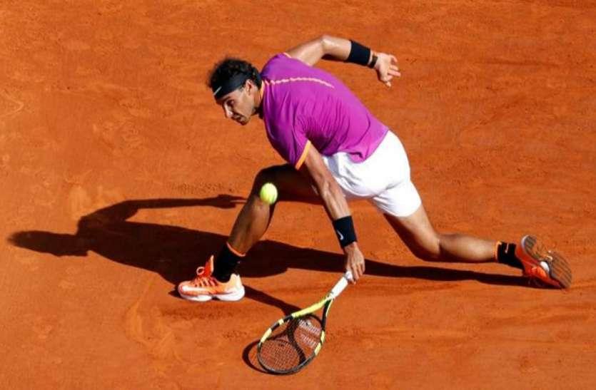 French Open 2018: राफेल नडाल का जलवा जारी, आसान जीत के साथ सेमीफाइनल में पहुंचे