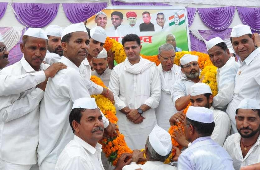 राजस्थान विधानसभा चुनाव 2018 जीतने के लिए कांग्रेस 50 हजार जगह करवा रही ये खास काम