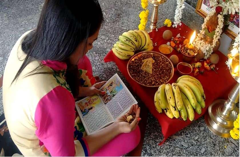 Shukrawar Vrat Vidhi And Vrat Katha - शुक्रवार के दिन ...