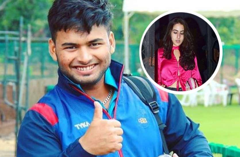 बॅालीवुड की इस यंग अदाकारा के लिए धड़कता है आईपीएल खिलाड़ी ऋषभ पंत का दिल...