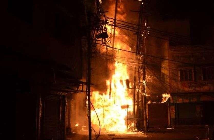 यहां ट्रांसफार्मरों में कई दिनों से अपने आप ही लग रही है आग, लोगों में दहशत का माहौल !