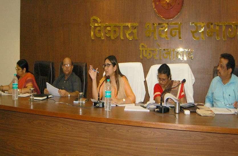 डीएम नेहा शर्मा ने की विकास कार्यों की समीक्षा, अधिकारियों को दिए ये निर्देश