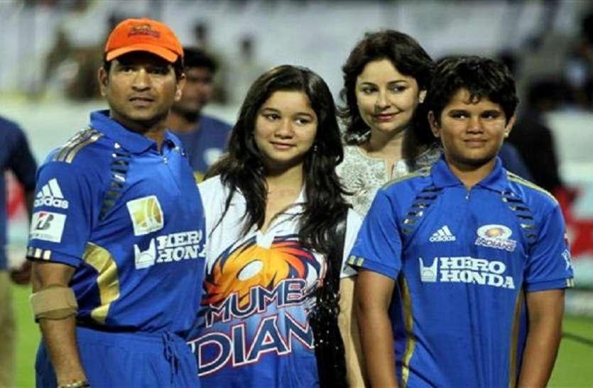 अर्जुन तेंदुलकर के भारतीय टीम में चयन पर क्या बोले सचिन तेंदुलकर, पढ़ें यहां