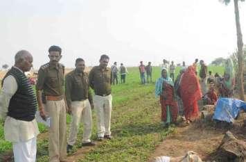 अलवर : खेत में जुताई करते वक्त हुआ ऐसा हादसा, पूरे गांव में ही छा गया मातम