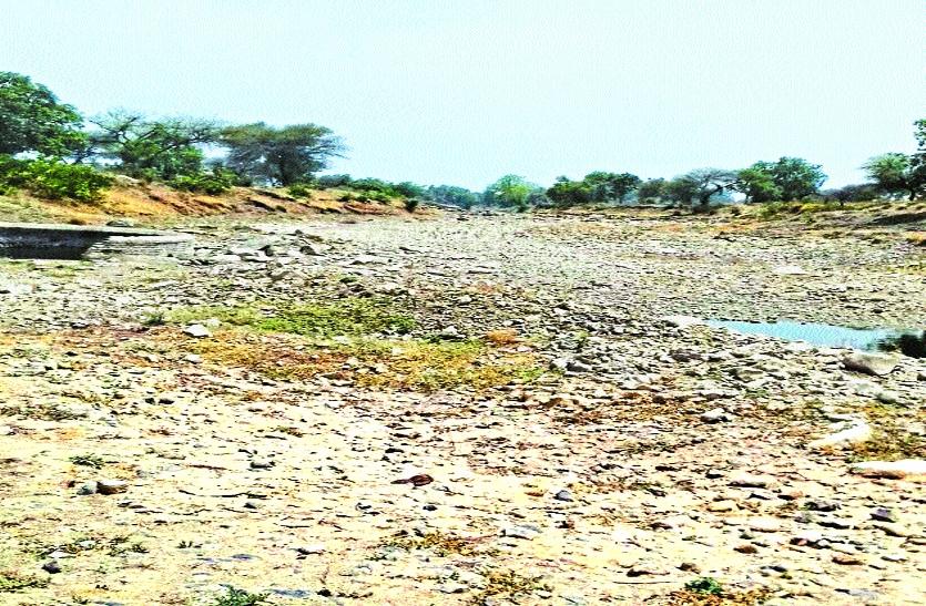 बागेड़ी नदी पर बनने वाले डैम से इन गांवों को मिलेगा पानी